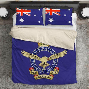 Royal Australian Air Force Duvet Cover + 2 Pillow Cases - Military Gifts Direct