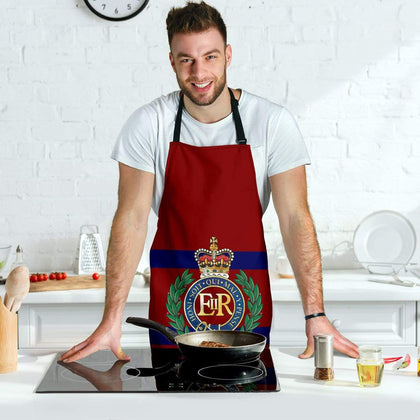 Royal Engineers Men's Apron