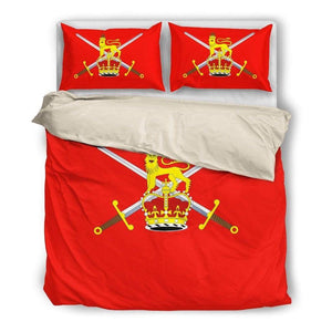 British Army Duvet Cover + 2 Pillow Cases