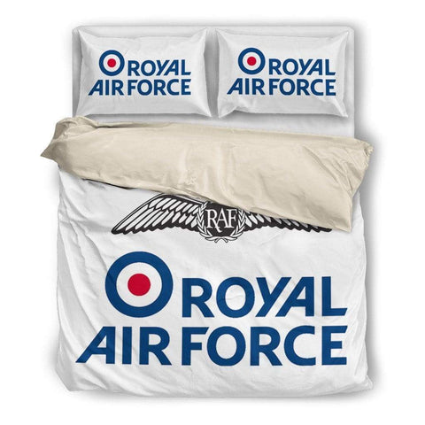Image of bedding RAF Duvet Cover + 2 Pillow Cases