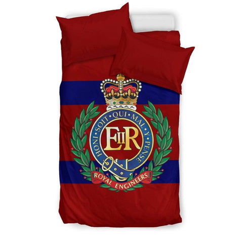 Image of bedding Royal Engineers Duvet Cover Bedset
