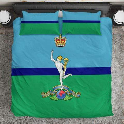 Royal Signals Duvet Cover Set