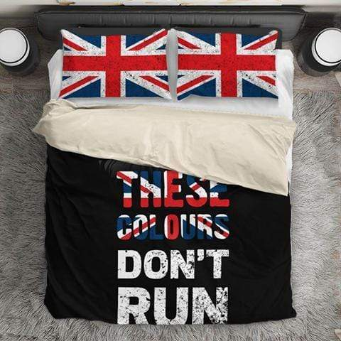 Image of bedding UK These Colours Don't Run Duvet Cover + 2 Pillow Cases