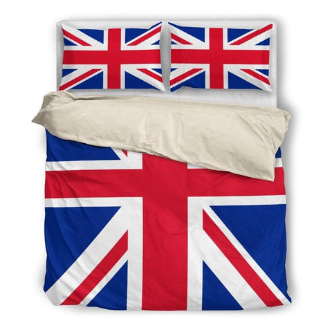 Image of bedding Union Jack Duvet Cover+ 2 Pillow Cases