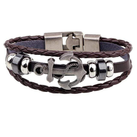 bracelet Navy Fouled Anchor Bracelet