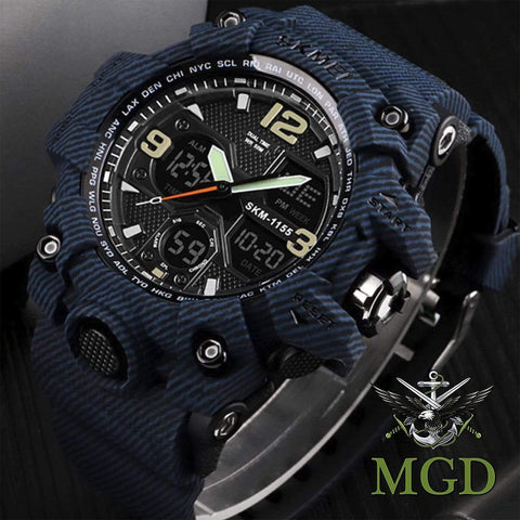 Camouflage Military Watch - SKMEI Cam19