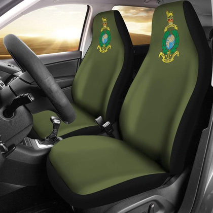 Royal Marine Car Seat Cover - Green