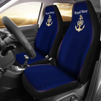 Royal Navy Car Seat Cover