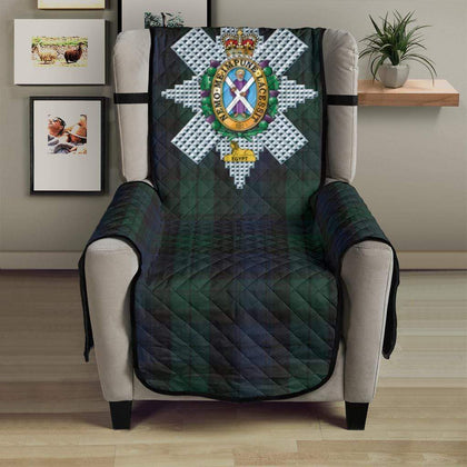 Black Watch Chair Protector