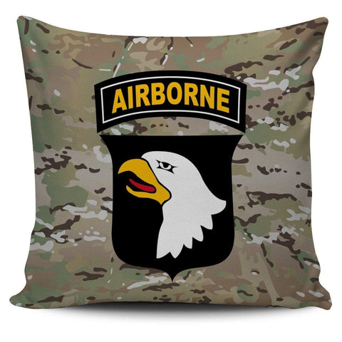 cushion cover 101st Airborne Division Pillow Cover