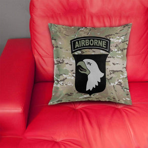 101st Airborne Division Pillow Cover