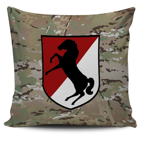 cushion cover 11th Armored Cavalry Regiment Pillow Cover