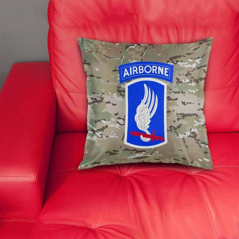 cushion cover 173rd Airborne Brigade Combat Team Pillow Cover