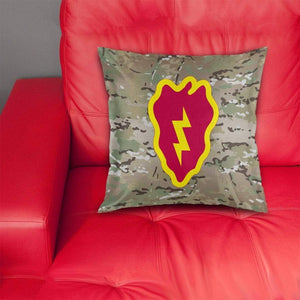 cushion cover 25th Light Infantry Division Pillow Cover
