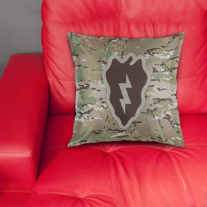 25th Light Infantry Division Pillow Cover
