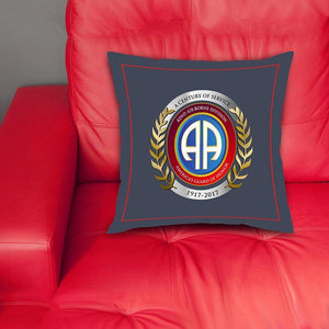 cushion cover 82nd Airborne Pillow Cover Centennial