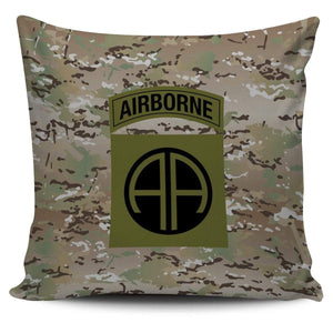 82nd Pillow Cover (Camouflage)