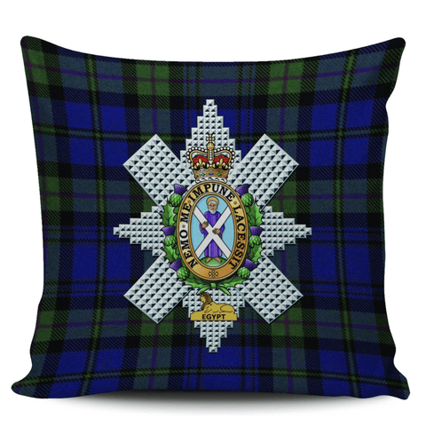Image of cushion cover Black Watch Cushion Cover