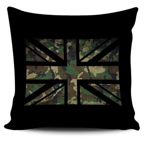 Image of cushion cover Cam Union Jack Cushion Cover