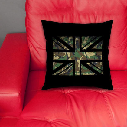 Cam Union Jack Cushion Cover