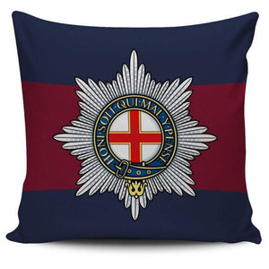 Coldstream Guards Cushion Cover