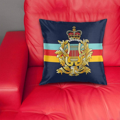 Image of cushion cover Corps Of Army Music Cushion Cover
