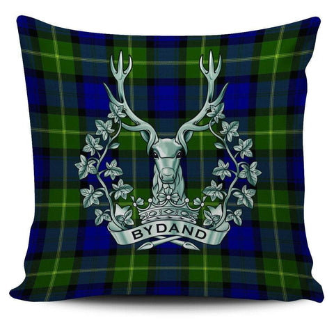 Image of cushion cover Gordon Highlanders Cushion Cover