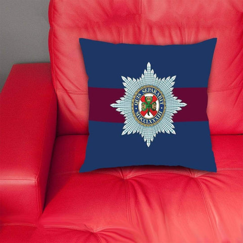 Image of cushion cover Irish Guards Cushion Cover