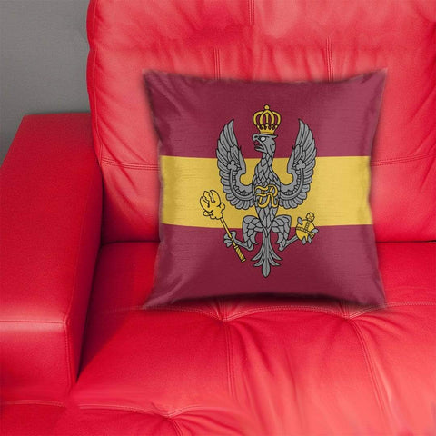 Image of cushion cover King's Royal Hussars Cushion Cover