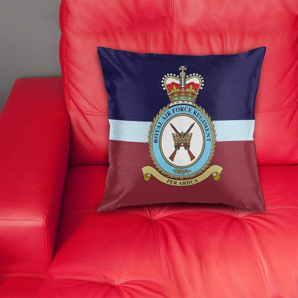 RAF Regiment Cushion Cover