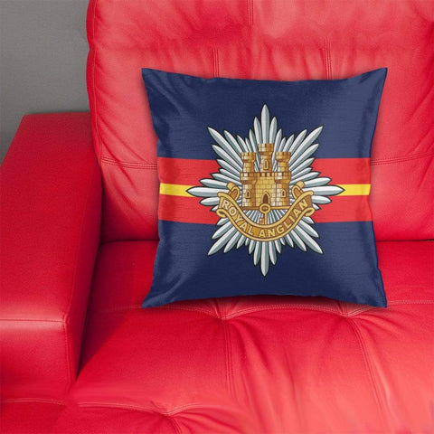 Image of cushion cover Royal Anglian Cushion Cover