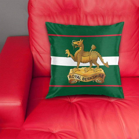 Image of cushion cover Royal Berkshire Regiment Cushion Cover