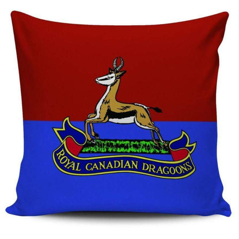 Image of cushion cover Royal Canadian Dragoons Cushion Cover