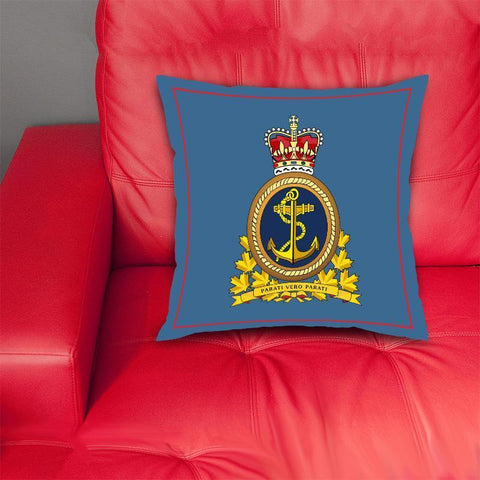 Image of cushion cover Royal Canadian Navy Cushion Cover
