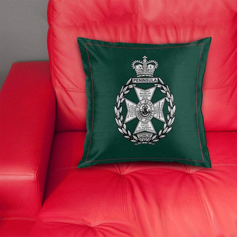 Image of cushion cover Royal Green Jackets Cushion Cover