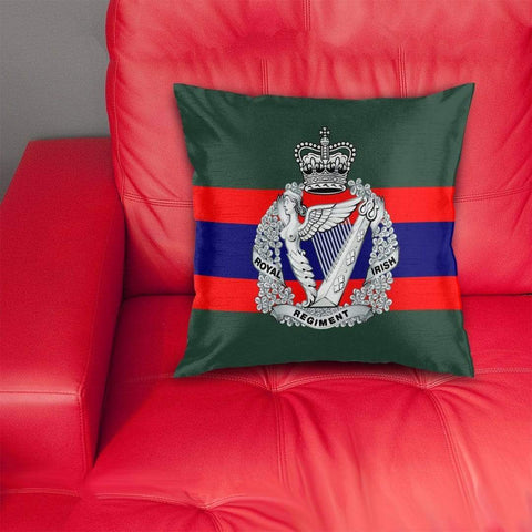 Image of cushion cover Royal Irish Regiment Cushion Cover