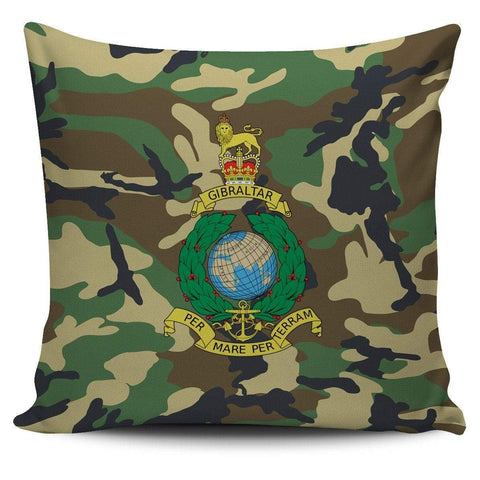 Image of cushion cover Royal Marine Camouflage Cushion Cover