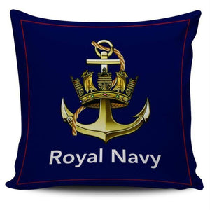 Royal Navy Traditional Cushion Cover