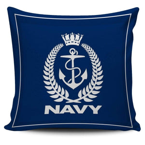 Royal New Zealand Navy Cushion Cover