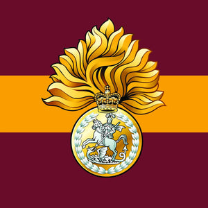 Royal Regiment of Fusiliers Cushion Cover