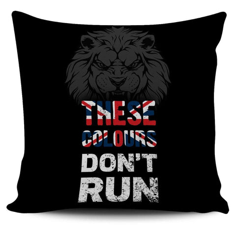 Image of cushion cover These Colours Don't Run Cushion Cover