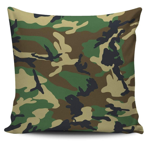 cushion cover UK Camouflage Cushion Cover