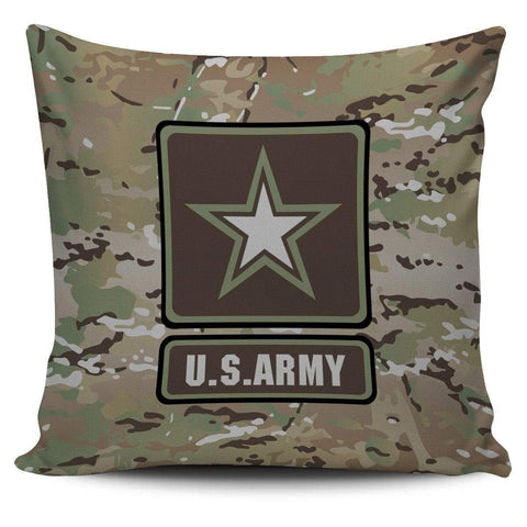 Image of cushion cover United States Army Pillow Cover