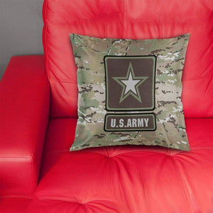 United States Army Pillow Cover