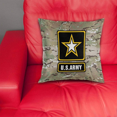 cushion cover United States Army Pillow Cover