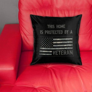 cushion cover US Veteran Home Pillow Cover