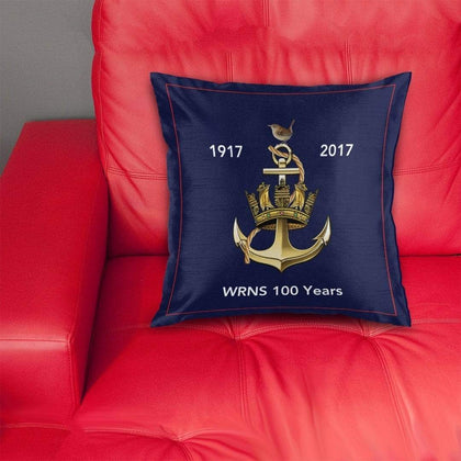 Women's Royal Naval Service Cushion Cover
