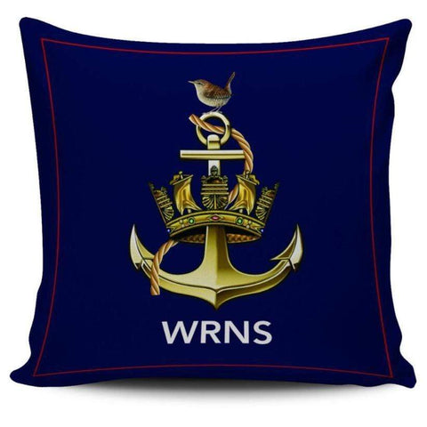 cushion cover Women's Royal Naval Service Cushion Cover