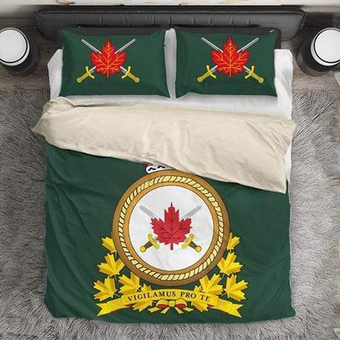 Image of duvet Canadian Army Duvet Cover + 2 Pillow Cases