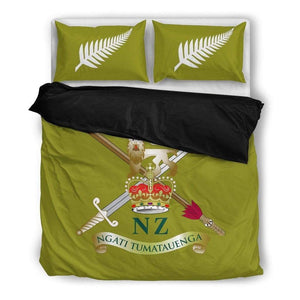 New Zealand Army Duvet Cover + 2 Pillow Cases